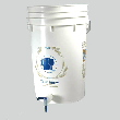 6.5 gal True Brew Bottling Bucket with Spigot