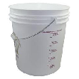 7.8 gal True Brew Fermenter Bucket with Lid