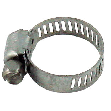 Tubing Hose Clamp - Stainless (Small)